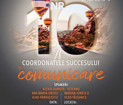 PR Forward 10 – Coordonatele Succesului în Comunicare