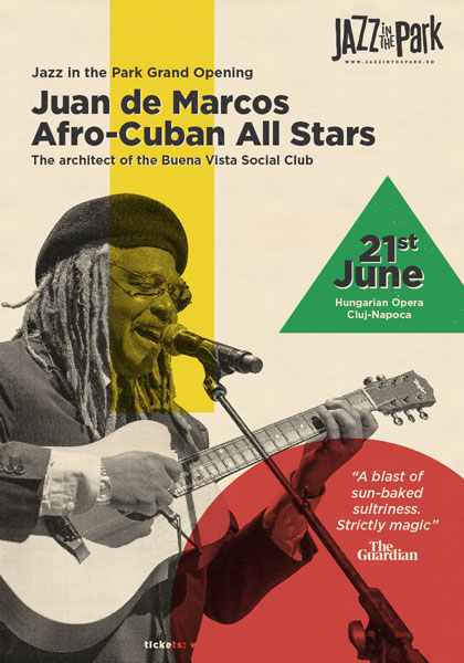afis opening Jazz in the Park 2018