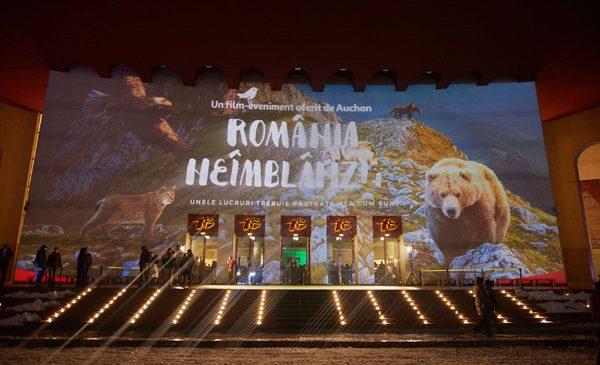 Auchan Retail România si Transilvania Film anunță lansarea filmului-eveniment ROMÂNIA NEÎMBLÂNZITĂ