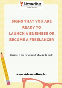 checklist freelancer AdvanceNow