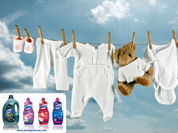 detergenti de rufe Asevi