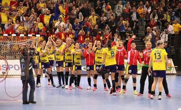 În direct la TVR: România şi Rusia joacă pentru calificarea la CE Handbal feminin