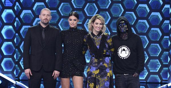 "Antonia, Feli, Carla's Dreams și Cheloo vor fi jurații ""The Four – Cei 4"""
