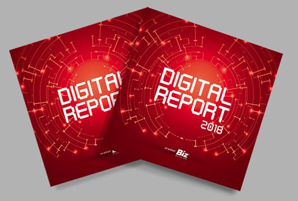 lansare Digital Report 2018