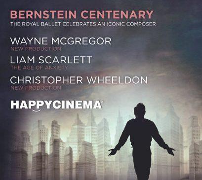 Pe 1 și 9 aprilie, Bernstein Celebration și Macbeth de Verdi, spectacole Royal Opera House, se văd la Happy Cinema București