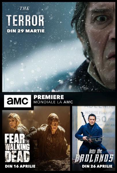 premiere mondiale la AMC