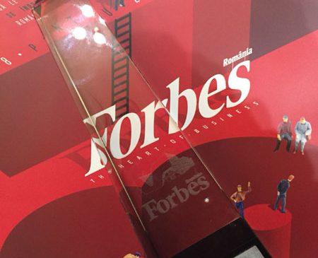 One United Properties a primit premiul pentru cel mai nou jucător pe piața office la Forbes Best Office Buildings 2018 Awards