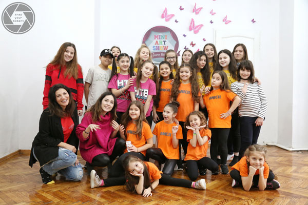 start Brave Kids Romania 2018
