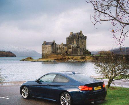 Un coupe rapid în căutarea vremii perfecte în Scoţia – scurtmetrajul The Scotland Colors