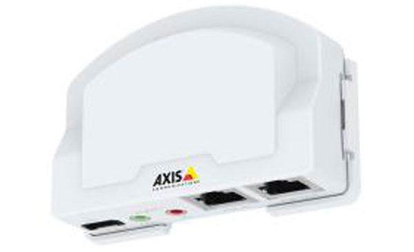 AXIS T61 – adaugă funcţionalitate audio şi I/O camerelor de reţea