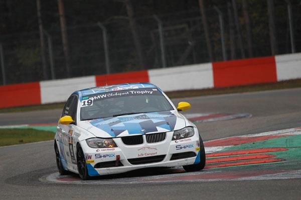 Alexandru Cascatau starts in BMW Clubsport Trophy, Belgium