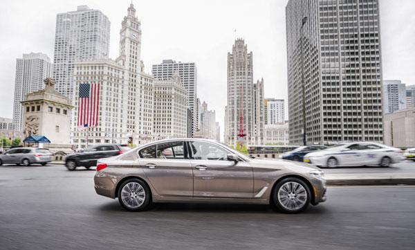BMW Financial Services lansează serviciul de automobile pe bază de abonament în SUA