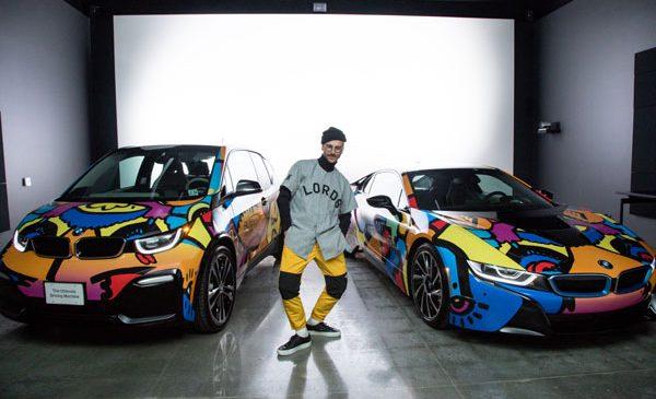 BMW i, partener oficial al Festivalului de Muzică şi Artă Coachella Valley 2018