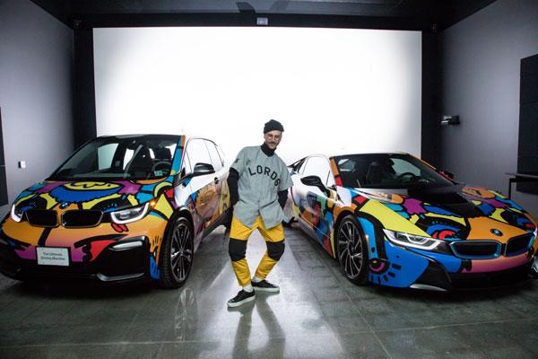 BMW i partener oficial al Festivalului de Muzica si Arta Coachella Valley 2018