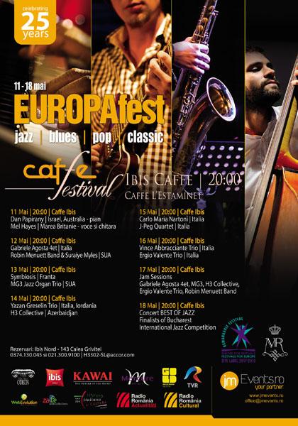 Cafe Festival afis