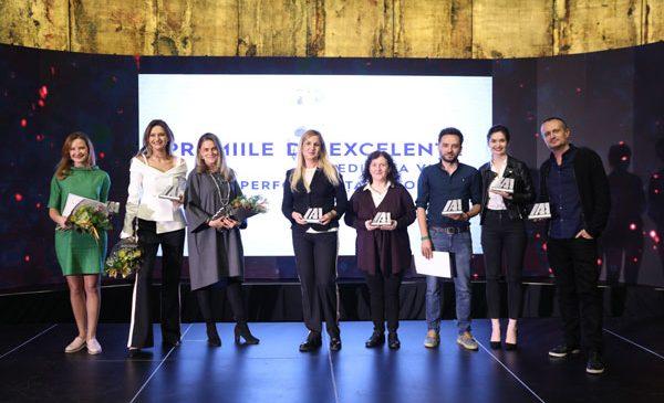 Cine au fost premianții Galei Premiilor De Excelență IAA 2018?