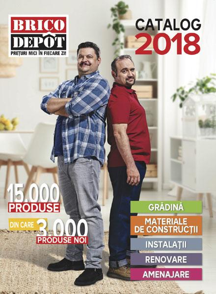 Catalog Brico Depot 2018