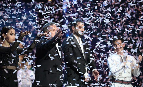 Cesima Nechifor și Sergiu Hudrea sunt primii finaliști ai sezonului 8 Românii au talent