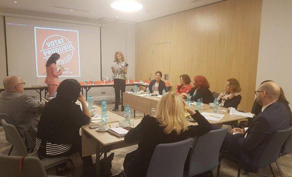 Comitetul etic Votat Produsul Anului ® a validat finalistii editiei 2018