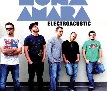 Concert Luna Amara Electro Acustic la Hard Rock Cafe pe 20 aprilie