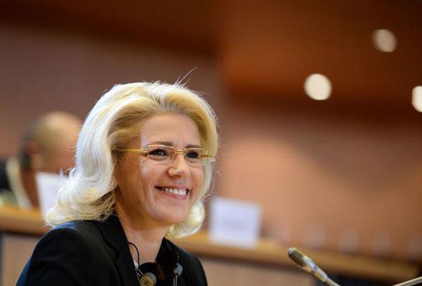 Corina Cretu, politica de coeziune