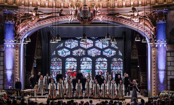 """Corul """"Madrigal"""" concertează la British Museum"""