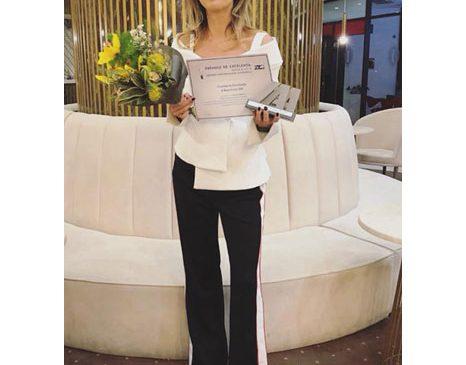 """Dana Războiu a primit Premiul de Excelență al Boardului IAA pentru proiectul """"Nație Prin Educație"""""""
