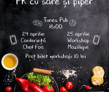 Rețetă de PR Tea & AD Cookies cu Chef Foa și Mazilique