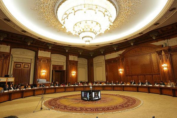 Dezbatere Trafic Ilicit, Parlament