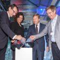 Eroffnung neue Lackiererei BMW Group Munchen