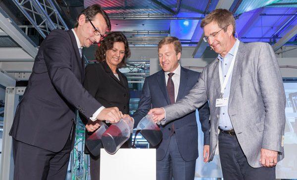 Uzina BMW Group din München deschide o nouă vopsitorie care aduce un plus de eficienţă şi contribuie semnficativ la protecţia mediului