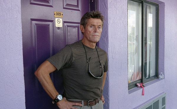 Florida project, Willem Dafoe