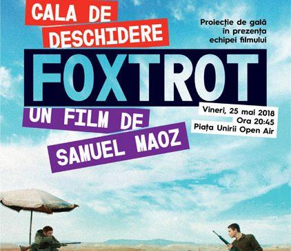 FOXTROT deschide TIFF 2018 în prezența regizorului Samuel Maoz