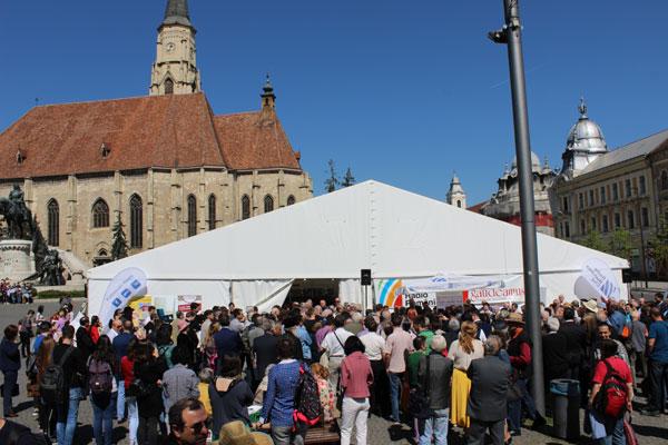 Gaudeamus Cluj 2018