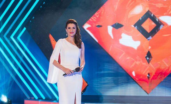 Iuliana Tudor dă startul sezonului 2 Vedeta populară la TVR 1