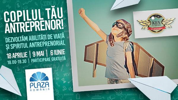 Ken Academy, Plaza Romania