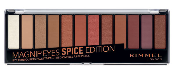 Magnif Eyes Contouring Palette, Spice Edition
