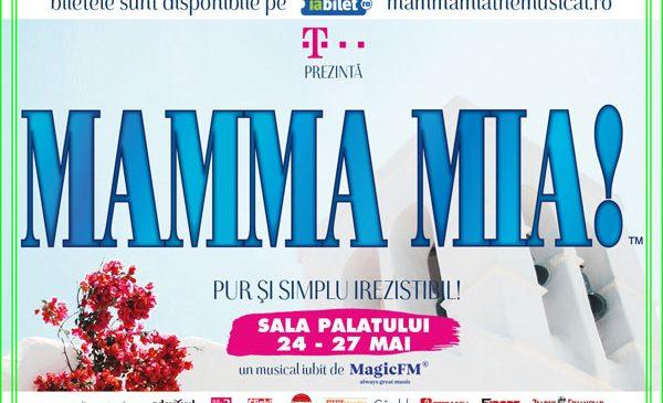 """Cei care călătoresc înspre mare au șansa să câștige 10 invitații duble la musicalul """"MAMMA MIA!"""""""