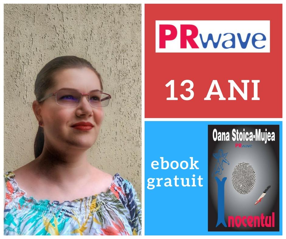 PRwave 13 ani - Inocentul, ebook gratuit