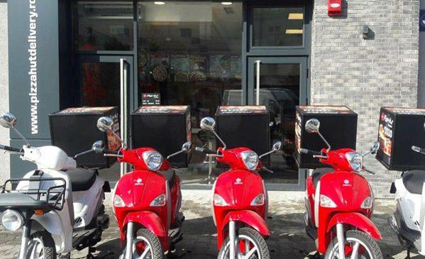 Pizza Hut Delivery inaugurează o nouă unitate în valoare de 250.000 euro, în sectorul 1 din Bucureşti