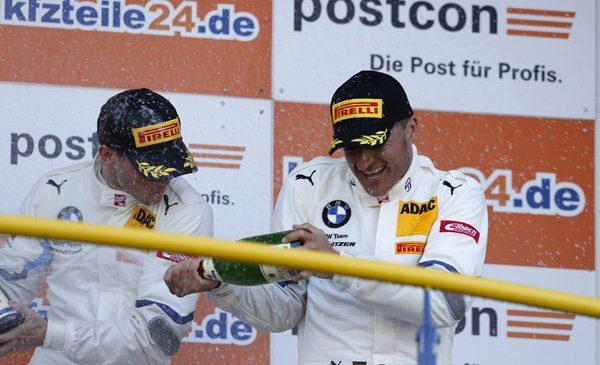 Podium pentru Scheider, Jensen şi BMW Team Schnitzer în prima etapă din ADAC GT Masters
