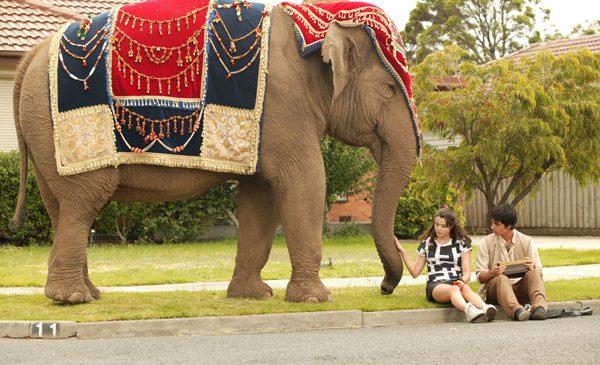 """""""Prinţesa elefanţilor"""" revine pe Megamax, din 18 aprilie"""