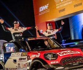 Qatar Cross Country Rally 2018 – Etapa a patra, Cupa Mondială FIA de Raliuri Cross-Country