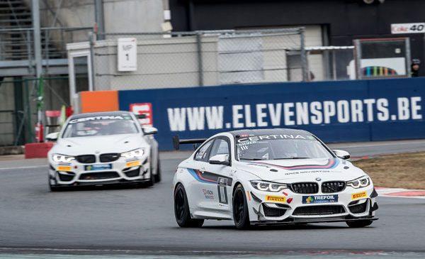 Razvan Umbrărescu atacă al doilea sezon în seria europeană GT4 cu BMW M4 GT4