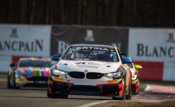 GT4 European Series: Ritm încurajator pentru Răzvan Umbrărescu în manșele de la Zolder