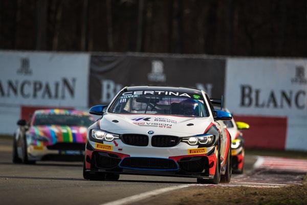 Razvan Umbrarescu, BMW M4 GT4, Zolder