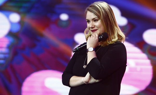 """Renata Cilan, câștigătoarea celei de-a șasea ediții """"iUmor"""""""