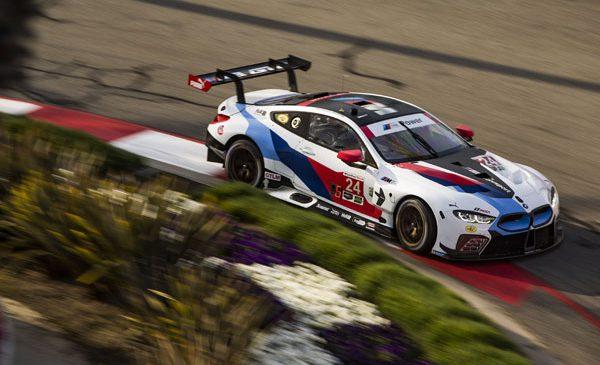 Rezultate contradictorii pentru BMW M8 GTE la Long Beach