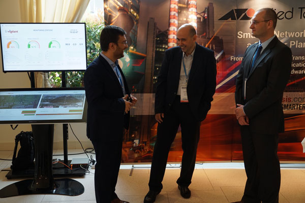 Smart City cu Axis Communications si Allied Telesis