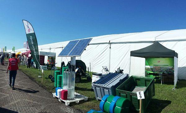 Soluţii smart de la Iridex pentru fermieri la Agraria